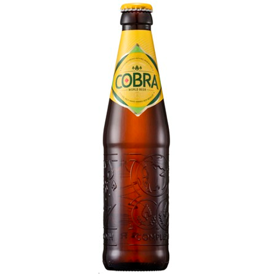 カレーとの相性を求めて造られた究極の飲み口のビール