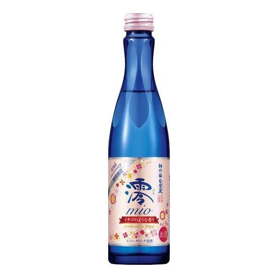 スパークリング清酒「澪」から発売10年を記念して限定フレーバーが登場