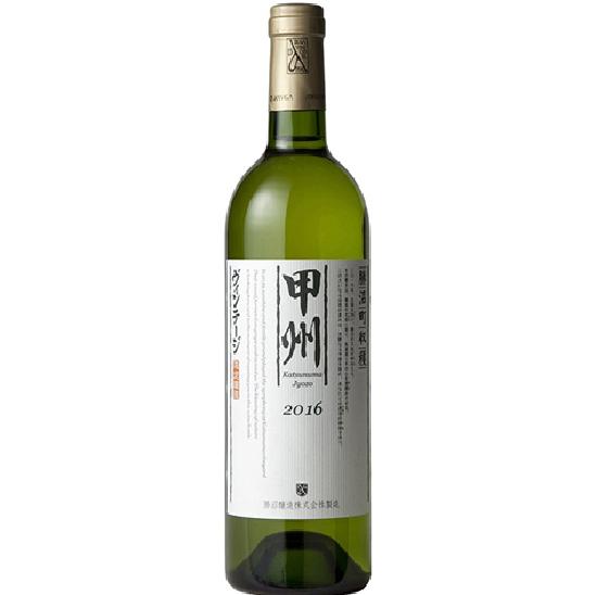 インバウンドの必須アイテム。勝沼醸造のつくる日本ワイン。