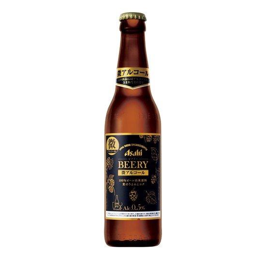 美味しい!と話題の微アルコール飲料「ビアリー」が小瓶で登場!