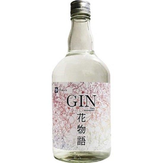 日本酒蔵がつくりだす柑橘&桜テイストのクラフトジン